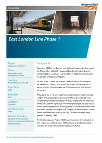 East London Line Phase 1