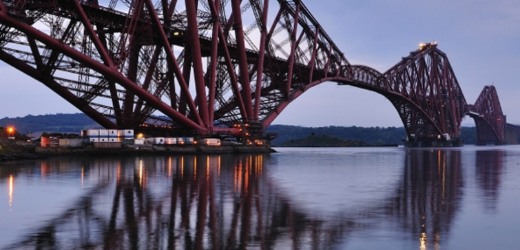 Forth Bridge Restoration 1