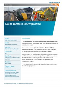 Great Western Electrification