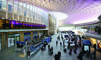 Kings Cross Station Redevelopment Programme
