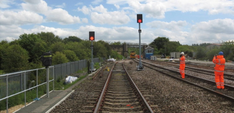 Moorthorpe and Hickleton Area Signalling Renewals 3