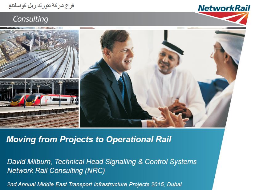 Moving from Projects to Operational Rail FP