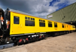 Network Rail launches new ultrasonic test unit