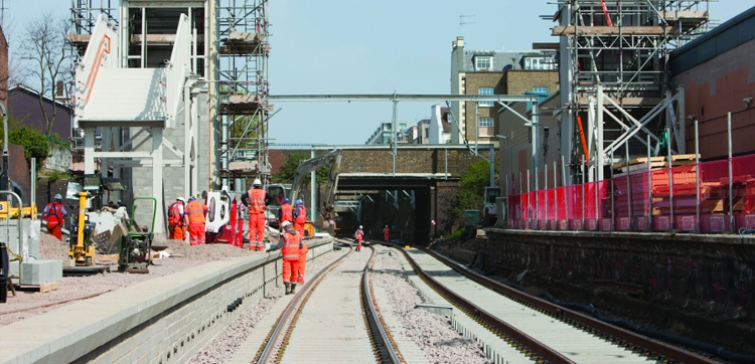 North London Railway Infrastructure Project NLRIP 3