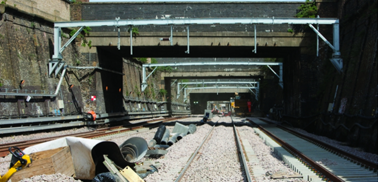 North London Railway Infrastructure Project NLRIP 7