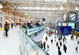 Retail station sales outperform the UK high street for the 10th quarter in a row