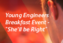 Young Engineers Breakfast Event